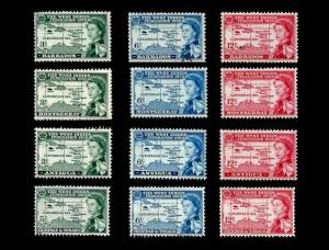 Stamps for Sale or Trade - 1958 West Indies Federation