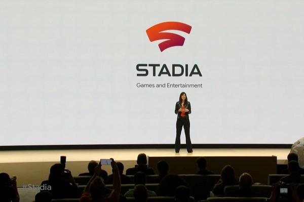 Jade Raymond Google Stadia