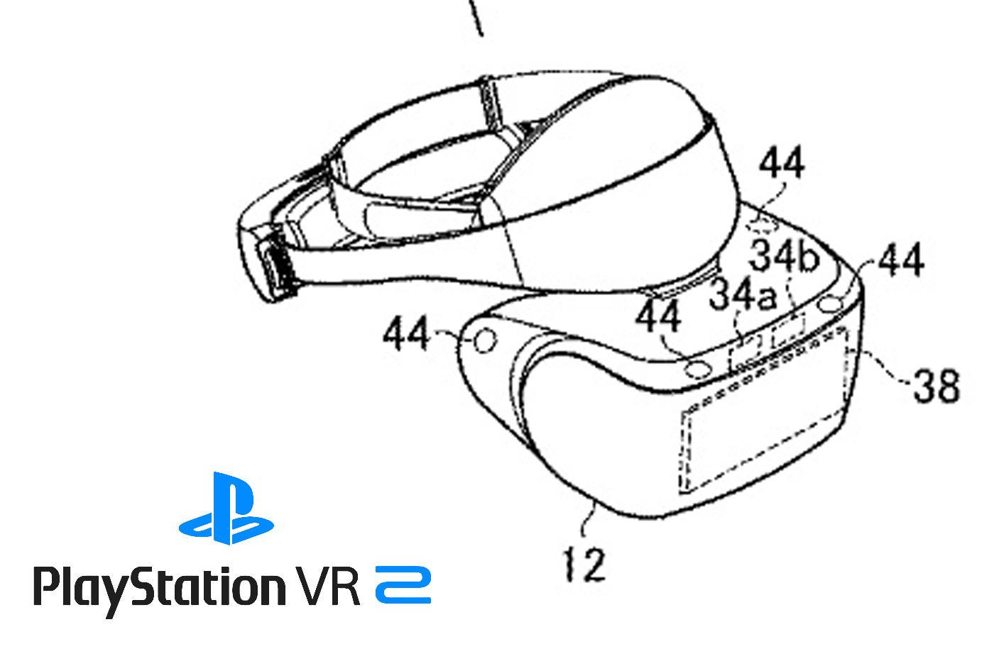 Un Nouveau Brevet De Sony Devoile Un Playstation Vr Sans Fil