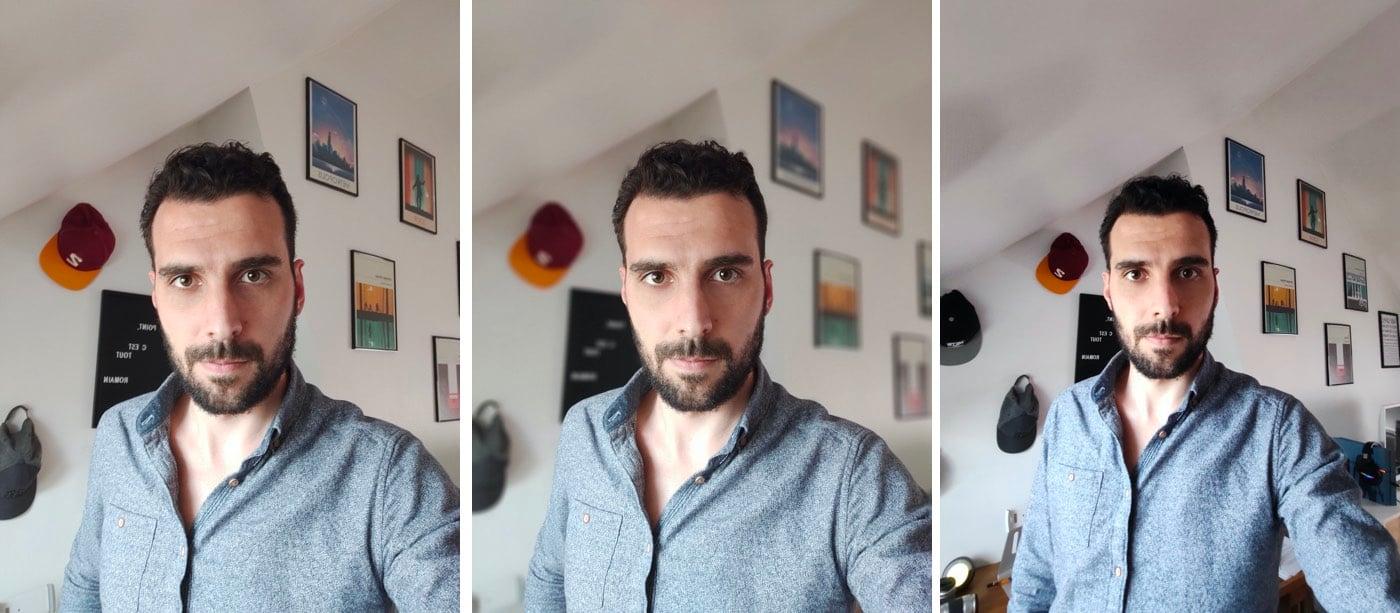 test realme 6 pro selfies