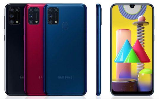 Galaxy M31 Samsung