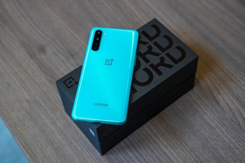 OnePlus Nord Bleu