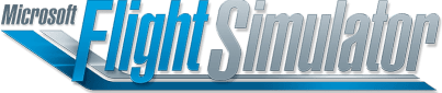 Logo Microsoft Flight Simulator
