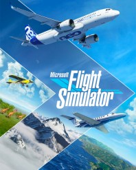 Jaquette Microsoft Flight Simulator