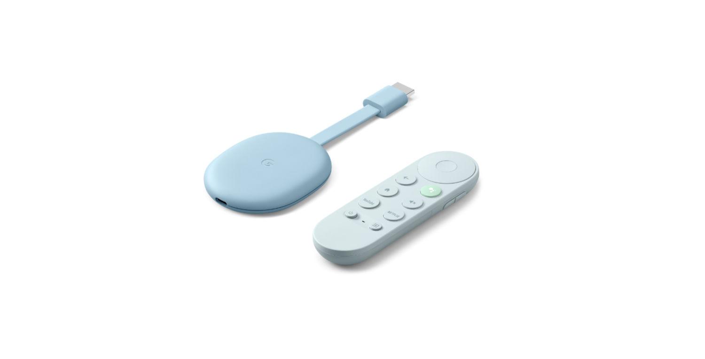 Télécommande Chromecast