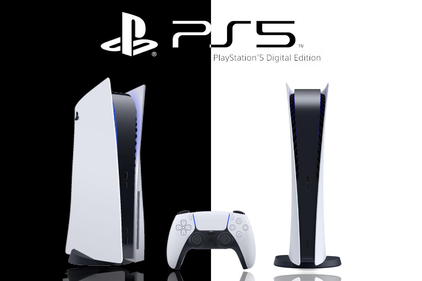 PS5 et PlayStation 5 : Laquelle choisir ?