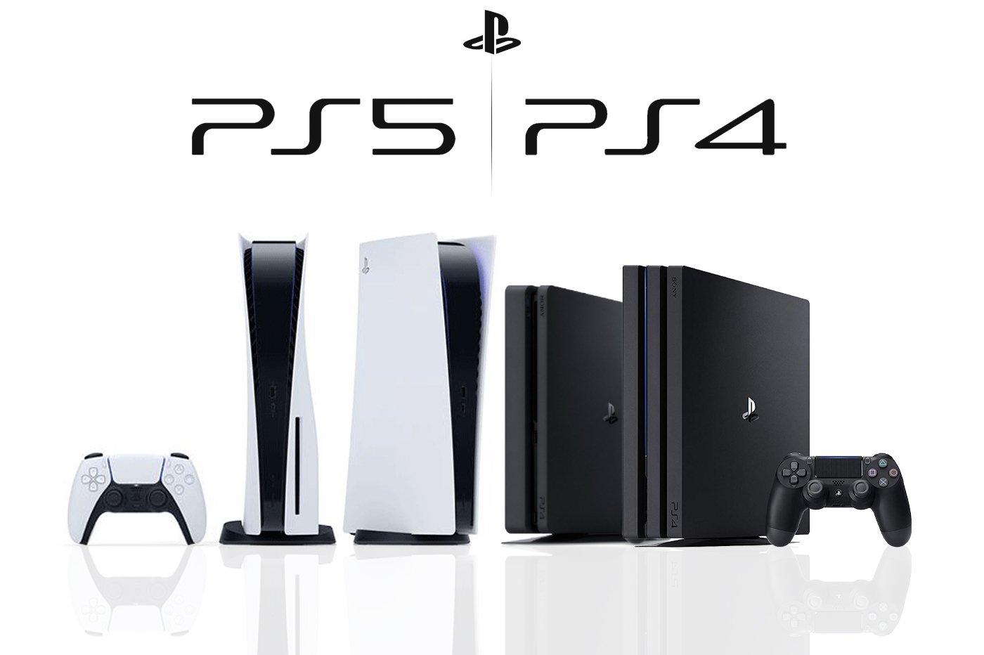 Comparatif PS4 vs PS5 Faut-il passer à la next-gen ?