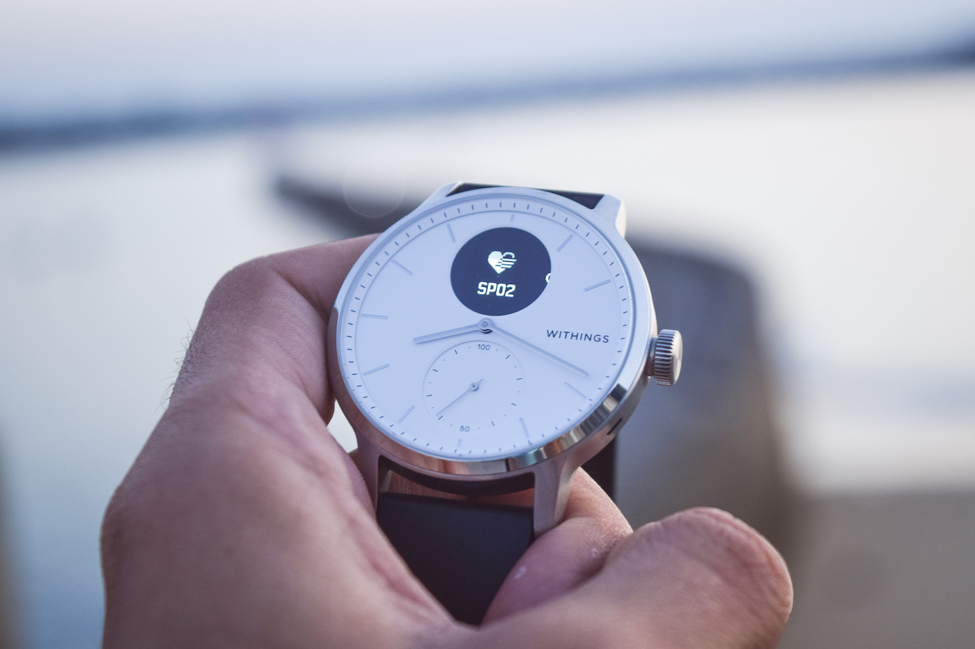 Withings ScanWatch Sp02