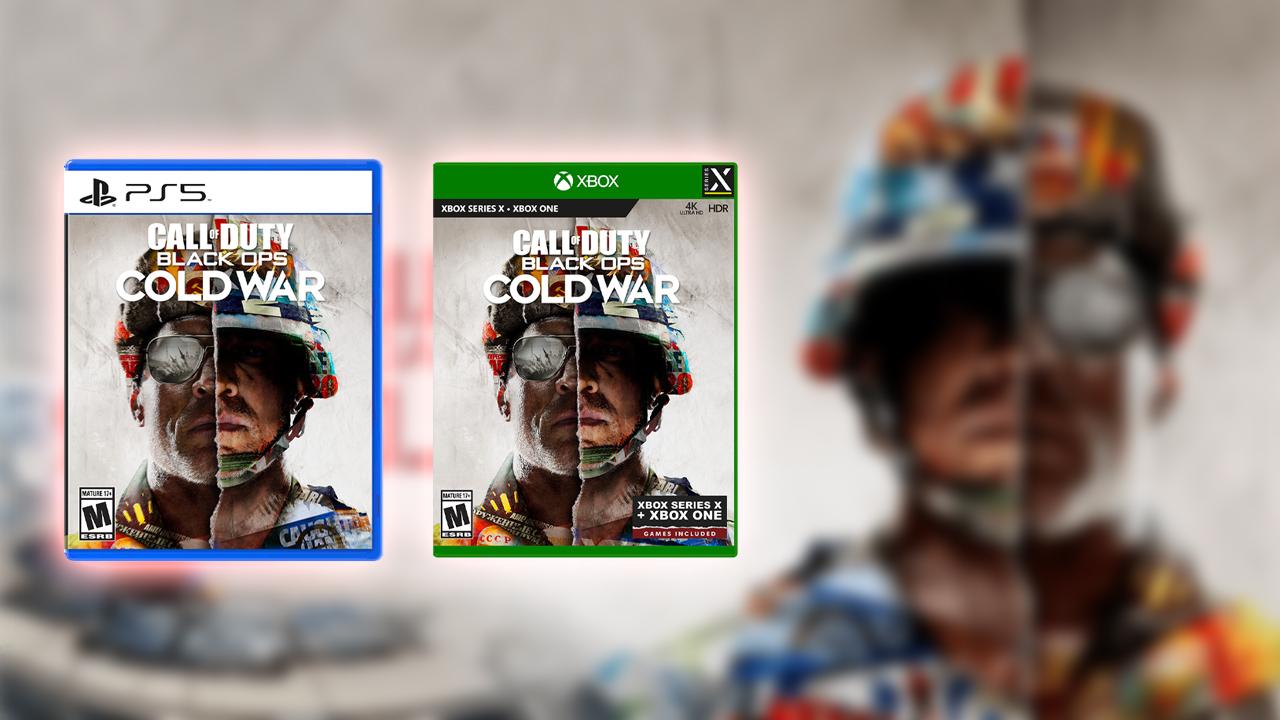Call of Duty Black Ops Cold War Cross-Gen