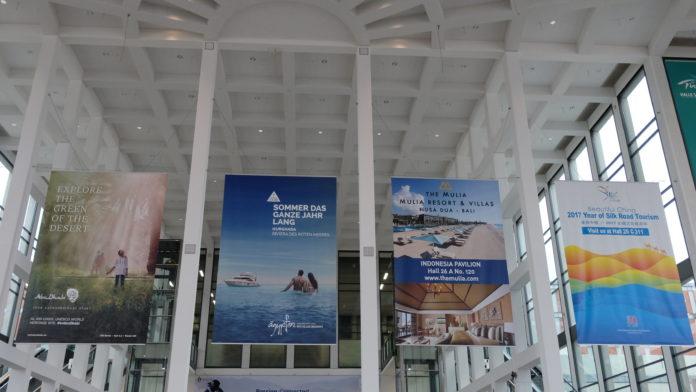 Messe Berlin, ITB 2017 Eröffnungspressekonferenz