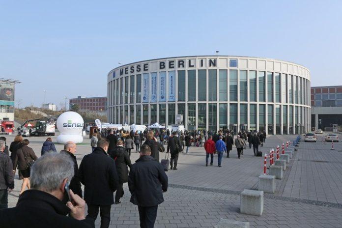 Eröffnungsbericht: Wasser marsch für WASSER BERLIN INTERNATIONAL 2017