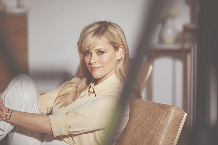 """Reese Witherspoon wird """"Storyteller-in-Chief"""" bei der globalen Kosmetikmarke Elizabeth Arden"""