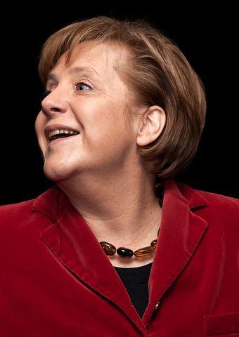 Extremismuskanzlerin Angela Merkel