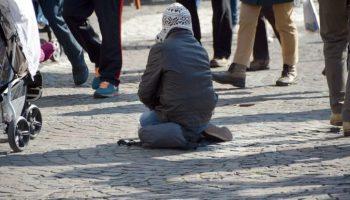 Festnahme nach Angriff auf einen Obdachlosen