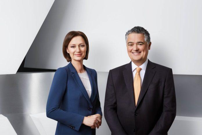 Zwei Wahlen im Zweiten: ZDF berichtet aus Kiel und Paris Landtagswahl in Schleswig-Holstein und Stichwahl in Frankreich