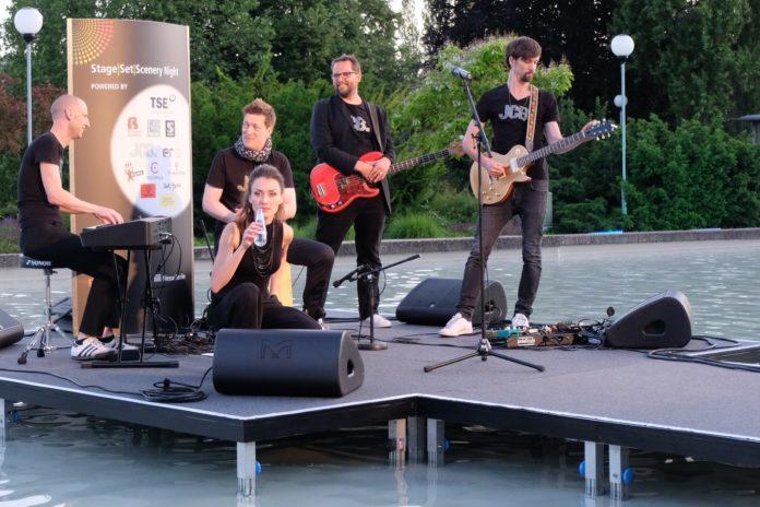 #Sommerfest Messe Berlin