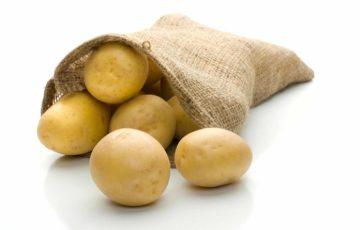 Vitamin-Star Kartoffel