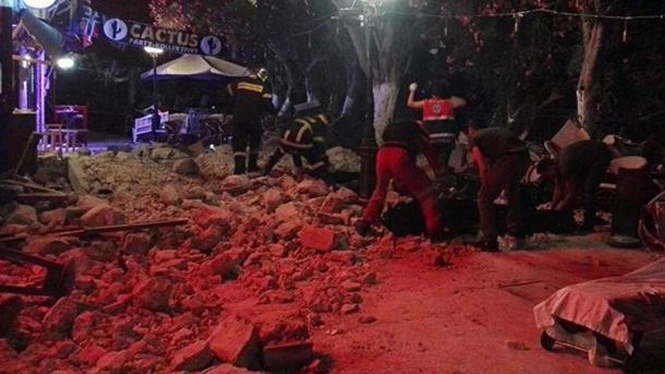 Tote und viele Verletzte in Griechenland