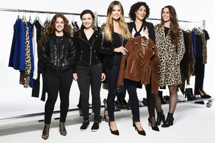 Kollektion, Mode, #esmarabyheidiklum, Handel, Esmara, Verbraucher, #LETSWOW, People, Bild, Fashion / Beauty, Lifestyle, Celebrities, Heidi Klum, Neckarsulm,