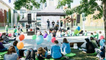 Politik, Jugendliche, Soziales, Flüchtlinge, Religion, Integration, Migration, Bild, Panorama, Demonstration, Verbände, Berlin