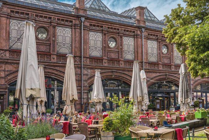 #Berlin, Tourismus, Wirtschaft, Restaurants, Studie, Tourismus / Urlaub, Gastgewerbe, Berlin