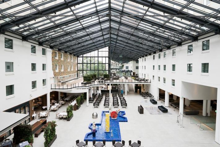 Bau, Wirtschaft, Tourismus, Hotel, Luigi Lanzi, Gastgewerbe, Bild, Bau / Immobilien, Architektur, Immobilien, Tourismus / Urlaub, Berlin