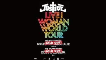 #JUSTICE,Konzert,Musik,Unterhaltung,Berlin