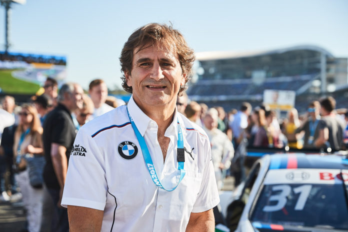 #DTM,Alessandro Zanardi,,BMW Motorsport,Sport,Hockenheim