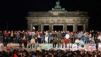 #Mauerfall, Berlin, Geschichte,Historischen Tag