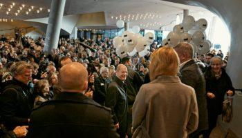 #ELBPHILHARMONIE,Hamburg, Kultur,Medien