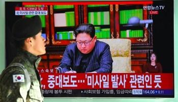 Außenpolitik Jim Mattis News Nordkorea Pentagon Politik Raketentest Shinzo Abe USA
