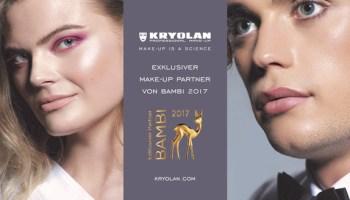 Kryolan,BAMBI 2017,Millennial Pink,Berlin,Preisverleihung