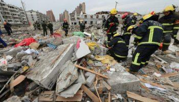 Ningbo,China,News,Explosion,