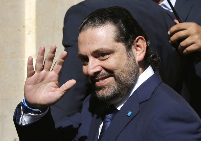Saad Hariri,Beirut,People,Politik,News,News-Ticker, Nachrichten, Konflikte, Regierung, Libanon, Frankreich