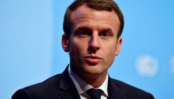 Emmanuel Macron, Frankreich,Gewerkschaften,Politik