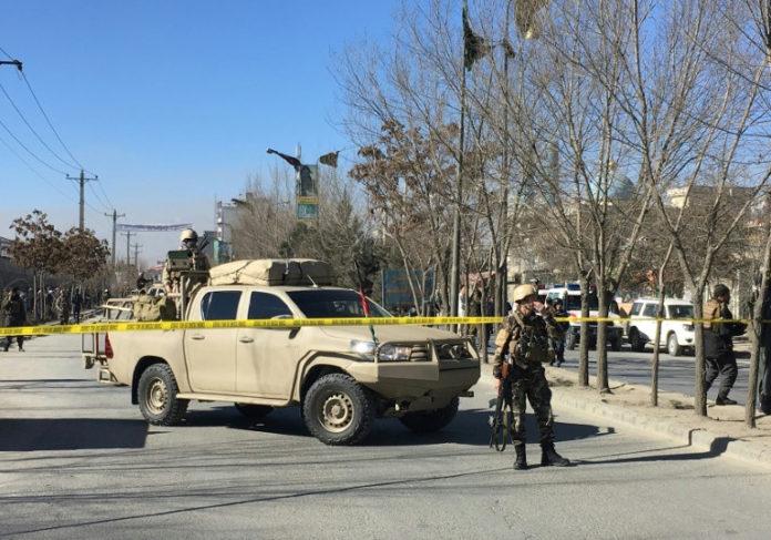 Kabul,Anschlag,News, Innenministerium, Afghan Voice Agency