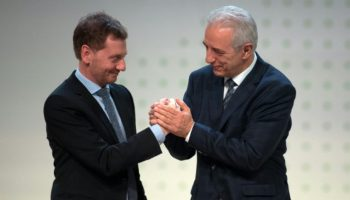 Michael Kretschmer,Stanislaw Tillich,News,Politik,Landtag,Sachsen