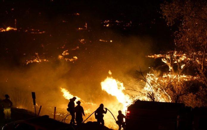 Kalifornien,Los Angeles,Brände,News, Feuerwehr,San Diego ,Santa Barbara