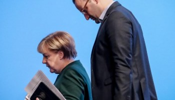 Nachrichten, Politik, Deutschland, Schwarz-Gelb, FDP, Angela Merkel, Alexander Graf Lambsdorff, Jens Spahn, CDU, Ministerpräsident, Wolfgang Kubicki, Daniel Günther, Bundestag, CDU/CSU