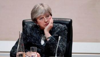 Nachrichten, Politik, Ausland, Europäische Union, Jeremy Corbyn, Theresa May, EU-Gipfel