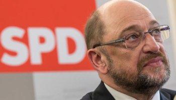 Martin Schulz,SPD,Politik,News,Angela Merkel ,Horst Seehofer,