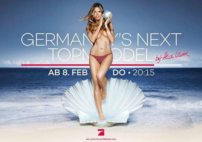 #GNTM2018,#HeidiKlum,Germany's next Topmodel,Fernsehen,TV Ausblick,News,People,Panorama