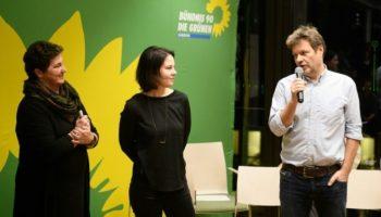 Partei, Hannover,News,Politik,Annalena Baerbock,, Anja Piel,Robert Habeck