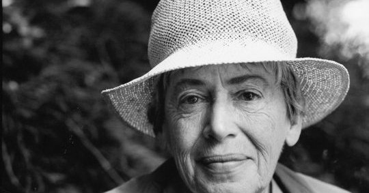 Science-Fiction,Autorin , Ursula K. Le Guin,News,Medien,People