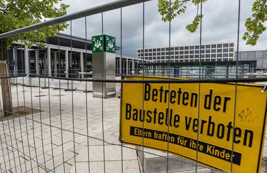 #BER,,Flughafen,Berlin,News,Margaretha Sudhof,Lütke Daldrup