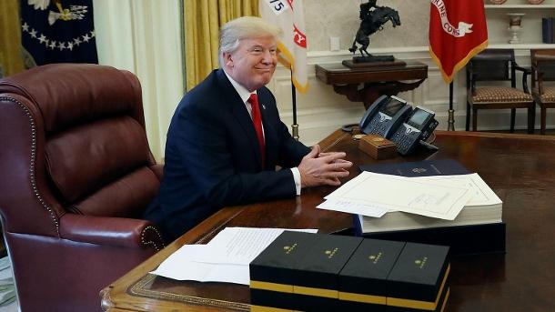 USA, Nachrichten, Politik, Ausland, Weiße Haus, Donald Trump, Barack Obama, Twitter, Stephen Bannon