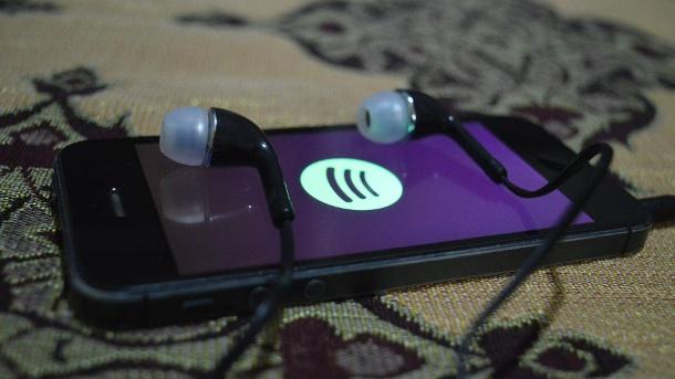 Digital, Internet, Spotify, Musik, Urheberrecht,Netzwelt,News