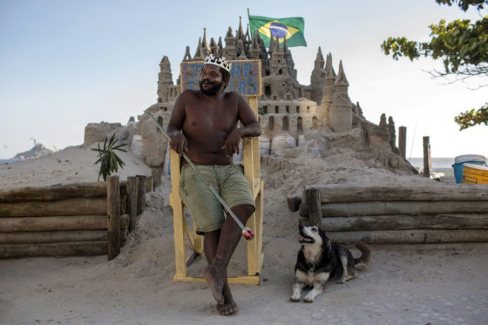 #Sandschloss,Rio de Janeiro,News,Marcio Mizael Matolias,Barra da Tijuca