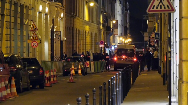 Nachrichten, Panorama, Kriminalität, Raubüberfall, Paris, Schmuck ,News
