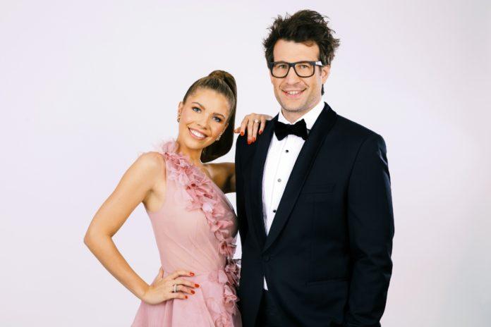 Let's Dance,RTL,Unterhaltung,Bild,Fernsehen,Show,Daniel Hartwich,Victoria Swarovski